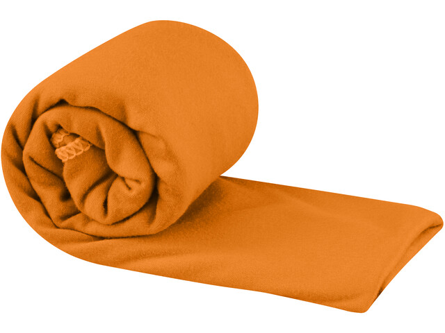 Sea to Summit Pocket Towel S orange